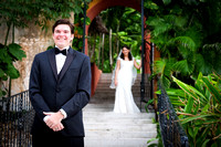 Old Fort Bay Club Bahamas Wedding Photographer
